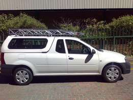 Brand New Nissan NP200 1.6 8V Base with canopy