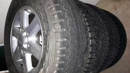 Isuzu Wheels for sale