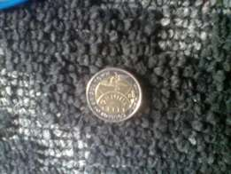 Hey I'm selling a 1815 Griqua coin