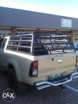Latest design Cattle rails for Hilux Clubcab