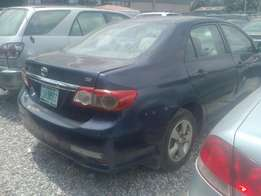 Toyota corolla 2010 first body