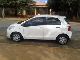 2008 Toyota Yaris T3 For Sale R68000 Is Available