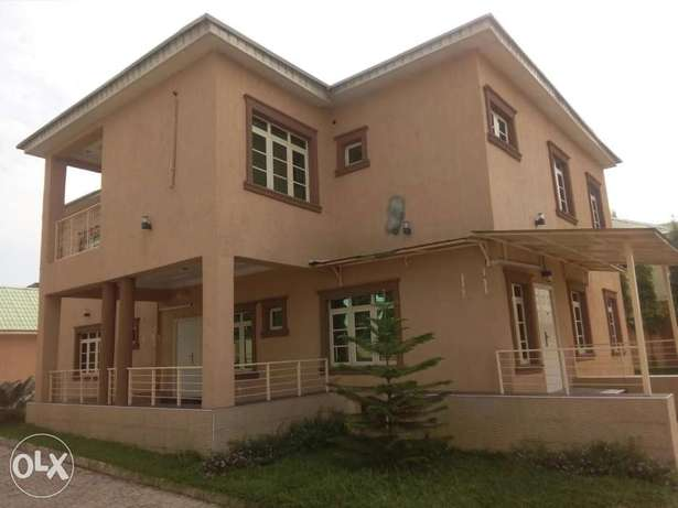 4bedroom detached duplex with 3rooms BQ at Gwarinpa Estate Abuja - image 2