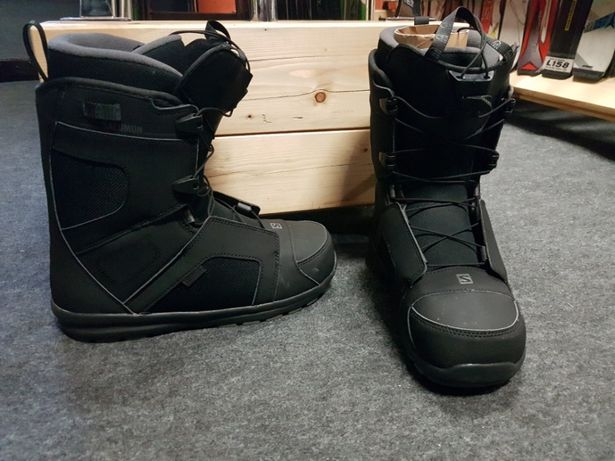 Buty snowboardowe Salomon titan 27.5 cm 43.5 eu Nowe wysyłka