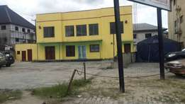 Strategically Located Office/Shopping Complex For Sale