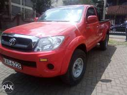 Toyota pick up