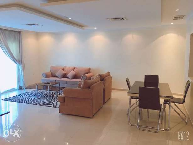 unique fully furnished 2 master bed with all facilities in mangaf المنقف -  2