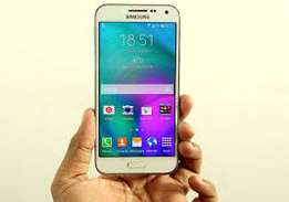 samsung galaxy E5, 2 months old with warranty, clean as new