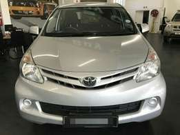 Toyota 7 seater manual for sale