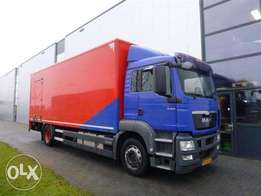 MAN Tgs18.320 4x2 Box Euro 4 - For Import