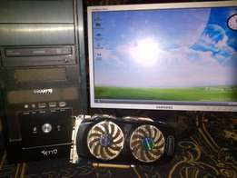 Gigabyte computer working in good condition R900