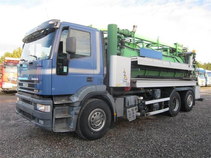 Iveco Eurotech 260e40 Jhl 11.000 L. - 2002