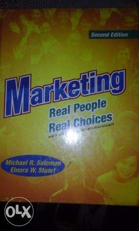 Marketing real people, real choices