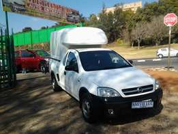 2008 model opel corsa utility 1.4 for sale R68,000 NEG.