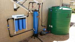HARD WATER? Borehole water Treatment Filtration Softners Purifiers