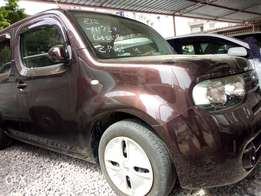 Nissan Cube,very clean and high grade of 4/b