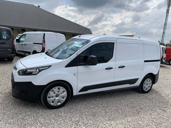 Ford Transit Connect L2 1.6TDCI Long Clima Net 8799 EUR - 2014