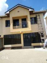 A spacious 4 bedroom with a sq for sale along bypaass, ruiru