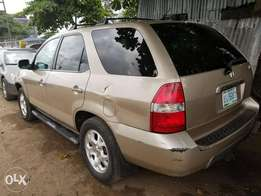 Acura Mdx ( First Body)