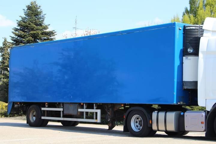 Heiwo refrigerated semi-trailer - 1997