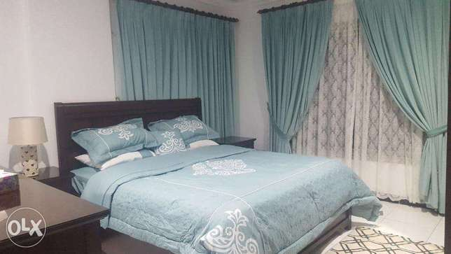 Al Manqaf - Sea View Fully Furnished 3BR Apartment