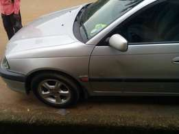 First body tokunbo toyota avensis in good condition