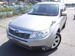 Subaru forester 2010 model grey colour excellent condition deal.