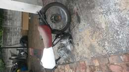 Motorbike spares for sale