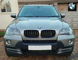 2007 BMW X5 3.0 Diesel, immaculate condition, must see!