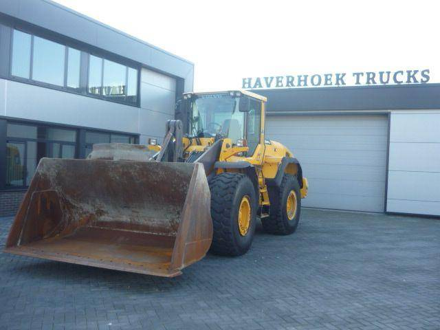 Volvo L 120G Wheel loader L 120G - 2011