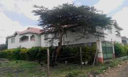 An elegant 4 bedroom maisonette with sq in Ongata Rongai