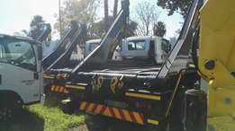 Skip loaders brand new for fantastic price