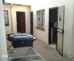 Garage available in Protea Glen ext 12 for R1650 p.m.