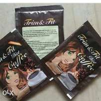 Trim and Fit diet coffee