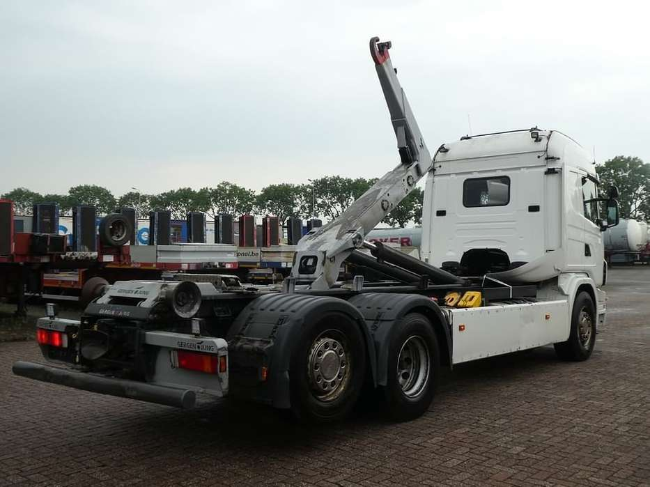Scania G440 gergen hooklift 2170 - 2010 - image 4