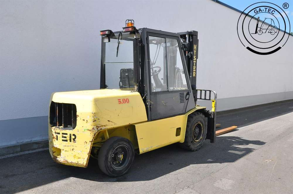 Hyster H5.00XL - 1998 - image 6
