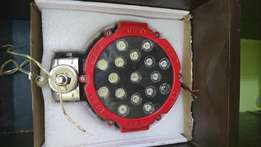 LED Spotlights for your cars!