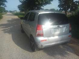 Kia picanto with first body for sale