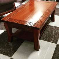 Solid Wood-Mahogany Coffee table