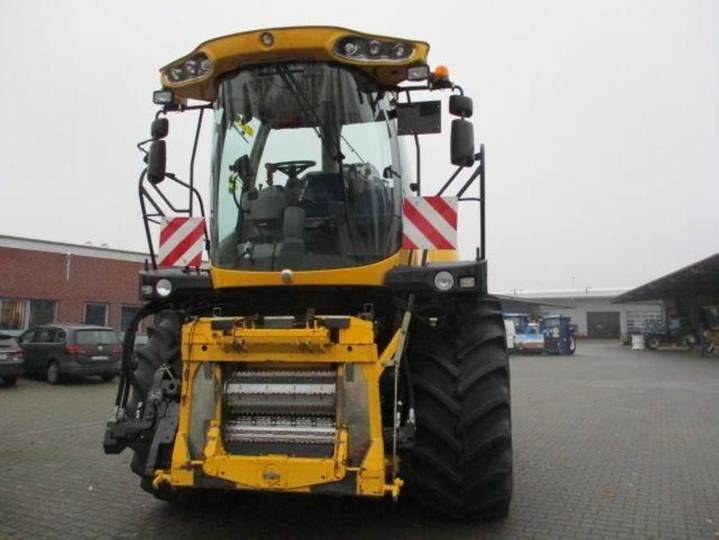 New Holland fr 700 - 2014