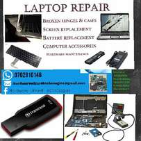 Laptop and phone Accessories and repair