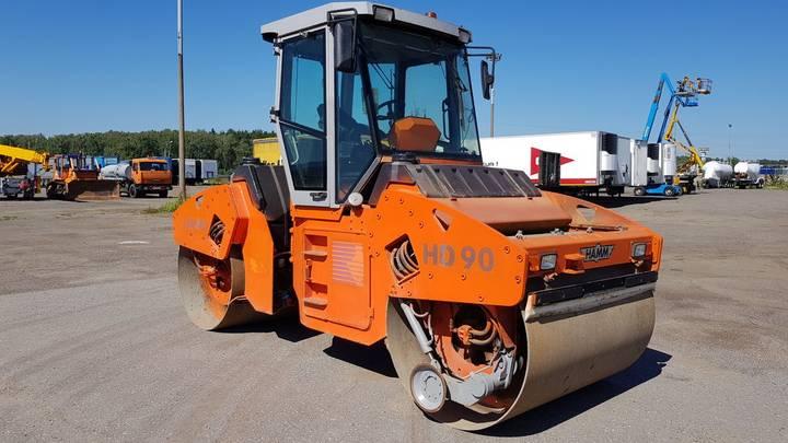 Hamm HD90 - 2000