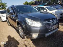 Subaru outback 2010 model very clean in super condition
