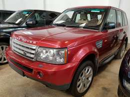 Range Rover sports new imported. Kcl