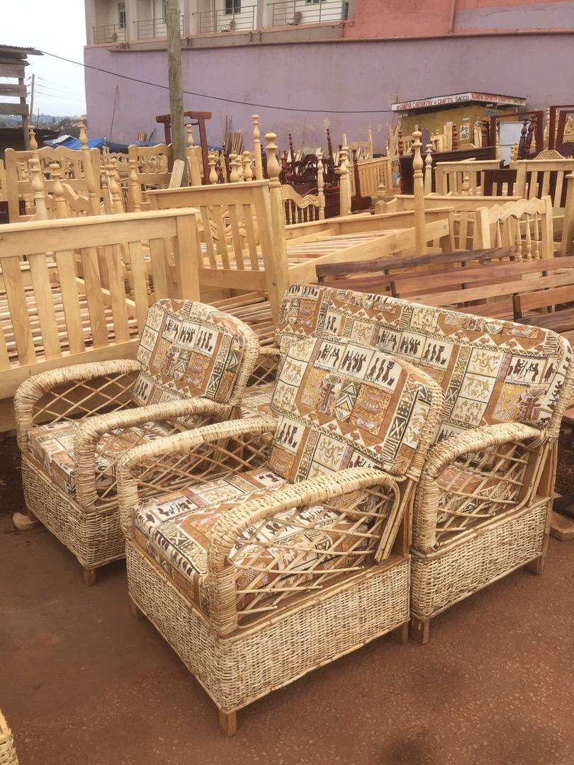 Crafts Reeds Chairs Furniture 1050473114 Olx