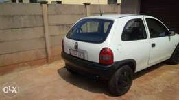 opel corsa at a give away price!!