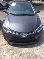 2015 toyota corolla Foreign used (US DIRECT)