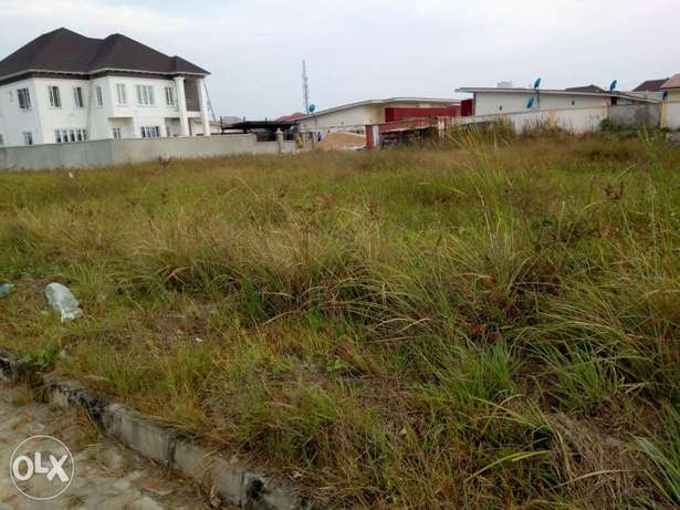 400sqm land for Sale at Lake view park 2 off orchid Road Lekki - image 2
