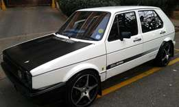 1997 VW Golf 1.6 for sale.