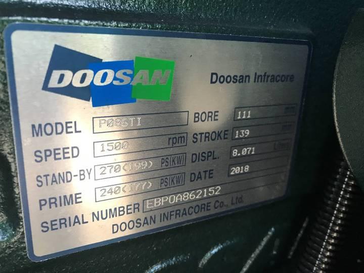 Doosan P086TI - 220 kVA Generator - DPX-15550 - 2019 - image 14